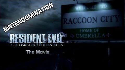 Resident Evil The Darkside Chronicles - The Movie (HD)