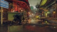 Resident Evil Umbrella Corps Lanshiang map 1
