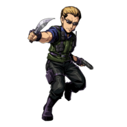 Albert Wesker RE1 Clan Maste2