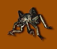 Plague Crawler CG art
