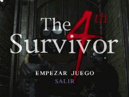 RE2 4th Survivor