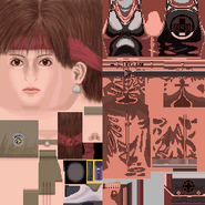 Resident Evil (Jan 1996 Trial) skin - CHAR13 0000 - Rebecca