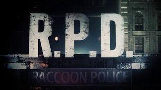 Resident Evil 2 - R.P.D. Demo