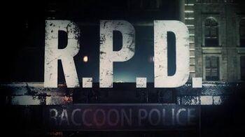 Resident Evil 2 - R.P.D