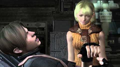 Resident Evil 4 all cutscenes - Chapter 5-4 ending