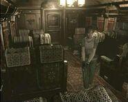 Resident Evil Zero tren