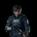RE2 Leon - Police PV