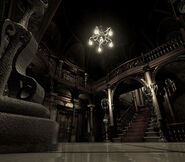 REmake background - Entrance hall - r106 00124