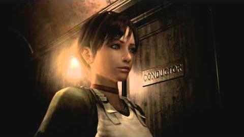 Resident Evil Zero HD Remaster cutscenes - 04 - Fugitive