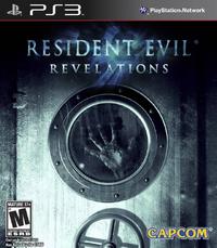 Resident Evil Revelations HD Portada