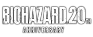 BIOHAZARD 20th Logo
