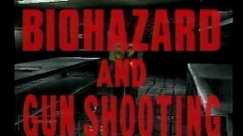 BIOHAZARD GUN SURVIVOR behind the mask Trailer