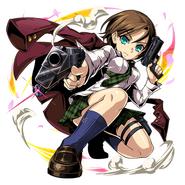 Jill School Clan Master