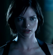 Jill Valentine in film