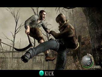 Melee Resident Evil Wiki Fandom