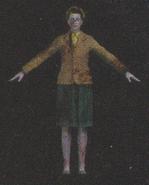 Degeneration Zombie body model 42