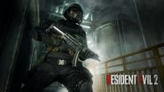 RE2 Remake Steam Pre-Order Bonus Wallpaper 13