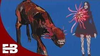Resident Evil Revelations - unused creatures concept art