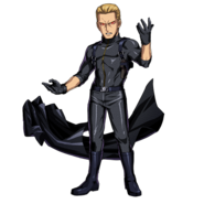 Albert Wesker RE5 Clan Master2