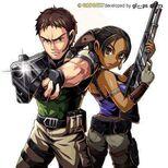 BIOHAZARD Clan Master - RE5 - Chris & Sheva