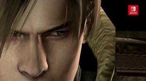 Resident Evil 4 Launch Trailer (Nintendo Switch)
