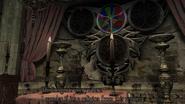 Resident Evil 4 Village - Church altar