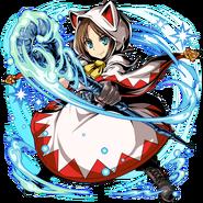 Biohazard Clan Master X Final Fantasy Brigade - Jill Valentine