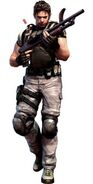 Chris mercenaries