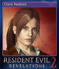 Claire Redfield Card