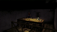Resident Evil CODE Veronica - prisoner building assembly hall - gameplay 02