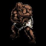 BIOHAZARD Clan Master - BOW art - Big Man Majini