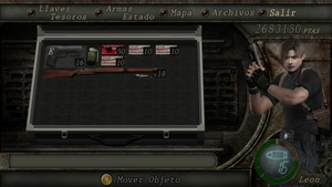 GaleríadeTiroRE4(francotirador)