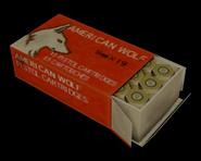 Munición pistola CV