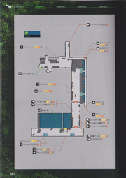 BIOHAZARD OUTBREAK OFFICIAL GUIDE BOOK - page 092
