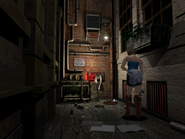RE3 Fire Hose Alley 1