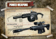 REORC power weapon kit