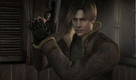 Resident evil 4 4 wii hd high res emulator dolphin
