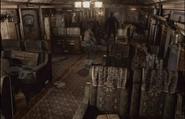 Resident Evil 0 Second Class passenger Car B middle