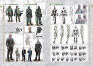 Resident Evil Revelations Artbook - page 27