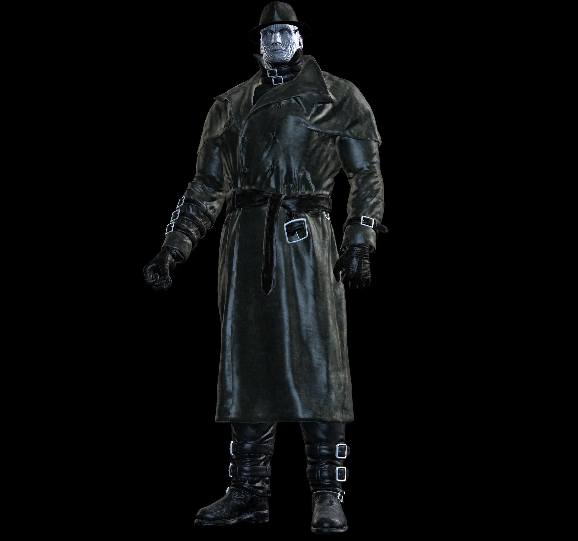 Tyrant T 103 Resident Evil Wiki Fandom