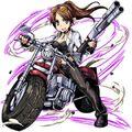 Claire (Biker) in Clan Master