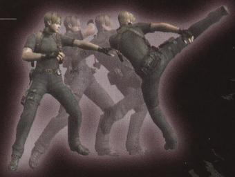 Action Button Moves In Resident Evil 4 Resident Evil Wiki Fandom