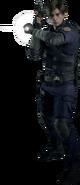PUBG Mobile X Resident Evil 2 Leon Skin Set