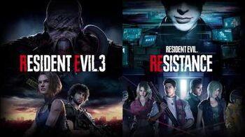 Resident Evil 3 Demo & Resistance Open Beta Trailer