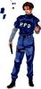 BIOHAZARD 1.5 concept art - Leon RPD 01