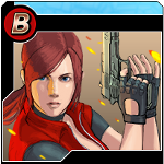 Claire redfield card h&h