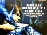 BIOHAZARD OUTBREAK FILE 2 GRAND BIBLE
