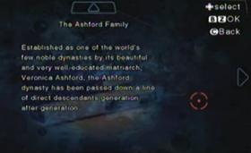 La familia Ashford