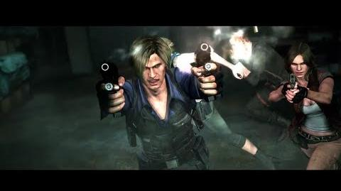 Resident Evil 6 - E3 Official Trailer