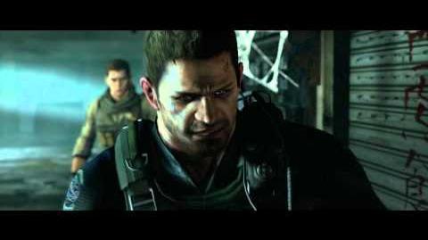 Resident Evil 6 - TGS Official Trailer